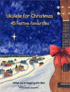 45 SONGS! 45 CHRISTMAS SONGS /& CAROLS Easy Ukulele Sheet Music Book Songbook